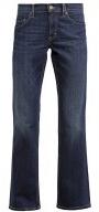 SISSY  - Jeans bootcut - dark rinse used