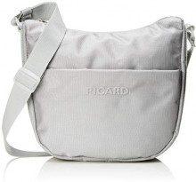 Picard Hitec - Borse a tracolla Donna, Argento (Silber), 26x8x30 cm (B x H T)