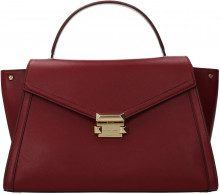 Borse a Mano Michael Kors withney lg Donna Rosso