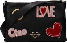 Borse a Tracolla Love Moschino Donna Nero