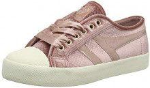 Gola Coaster Velvet, Sneaker Donna (Pink/off White Kw), 37 EU