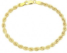 Citerna Bracciale da Donna, Oro Giallo, 9 Carati 375