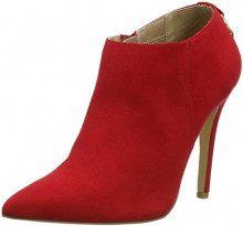 New Look 5900720, Stivaletti Donna, Rosso (Bright Red 60), 40 EU
