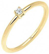 Elli PREMIUM Anello Solitario da fidanzamento Donna - 0611161314_54