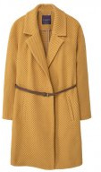 CHEAP - Cappotto classico - curry