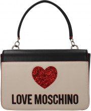 Borse a Mano Love Moschino Donna Nero