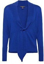ESPRIT Collection 128eo1i006, Cardigan Donna, Blu (Bright Blue 410), Medium