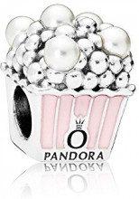 Pandora Bead Charm Donna argento - 797213EN160