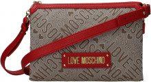 Borse a Tracolla Love Moschino Donna Beige