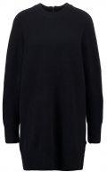 ROSA  - Vestito di maglia - navy