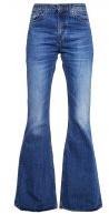 REGAN - Jeans a zampa - vintage recycled
