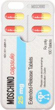 Porta iPhone Moschino iphone 6 / 6s Unisex Grigio