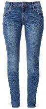 s.Oliver 14.812.71.5380, Jeans Skinny Donna, Blu (Blue Denim Stretch 55z3), W35 (Taglia Produttore: 44/32)
