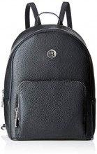 Tommy Hilfiger Th Core Mini Backpack - Zaini Donna, Nero (Black), 12x27x21 cm (B x H T)