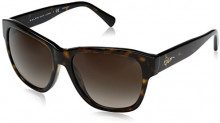RALPH 0RA5226 137813, Occhiali da Sole Donna, Marrone (Dark Tortoise/Browngradient), 56