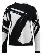 Maglione - black/white
