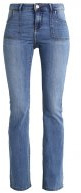 NMKIMBRA - Jeans bootcut - medium blue denim