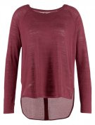BASE - Maglione - dark red