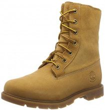 Timberland Linden Woods, Stivaletti Donna, Beige (Wheat Waterbuck And Suede 231), 41 EU