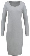 WILSON - Vestito di maglina - soft grey