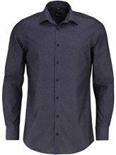 Venti Hemd, Camicia Formale Uomo, Grigio (Grau 705), 42 (Taglia Produttore: 36)