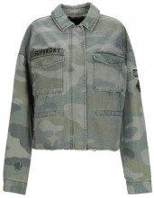 SUPERDRY  - JEANS - Capispalla jeans - su YOOX.com