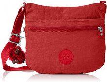 Kipling Arto - Borse a tracolla Donna, Rosso (Spicy Red C), 15x24x45 cm (W x H x L)