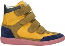 Sneakers Isabel Marant Donna Giallo