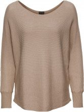 Pullover oversize a costine