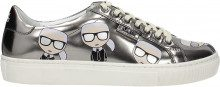 Sneakers Karl Lagerfeld kupsole Donna Argento