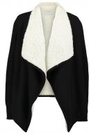 VMILSA  - Cardigan - black/snow white