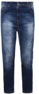 Jeans baggy - stonewash
