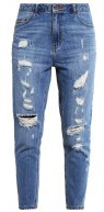 ONLTONNI - Jeans baggy - medium blue denim