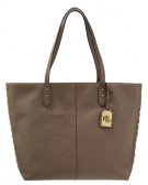 TEENA - Shopping bag - truffle