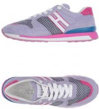 HOGAN REBEL  - CALZATURE - Sneakers & Tennis shoes basse - su YOOX.com