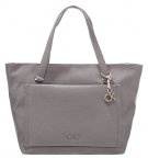 LANA  - Shopping bag - grey