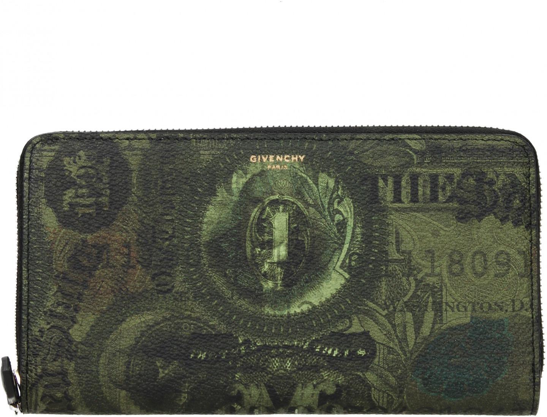 9451ebf14b Portafogli Givenchy Uomo Tessuto BK06040123960 Logo Frontale, Stampa che  può Variare. Tessuto. Immagini prodotto