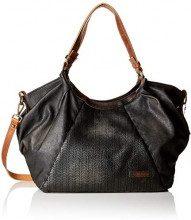 Bulaggi Ashley Shopper - Borse a spalla Donna, Nero (Schwarz), 24x14x31 cm (B x H T)