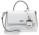 SOFT PEBBLE - Borsa a mano - white