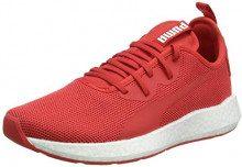Puma Nrgy Neko Sport Wn's, Scarpe Running Donna, Rosso (Hibiscus White), 39 EU