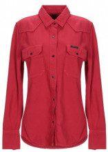 CALVIN KLEIN JEANS  - JEANS - Camicie jeans - su YOOX.com