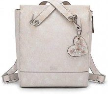 Tamaris Milla Backpack - Borse a tracolla Donna, Rosa (Rose), 11x30x27.5 cm (W x H L)