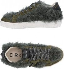 LEATHER CROWN  - CALZATURE - Sneakers & Tennis shoes basse - su YOOX.com