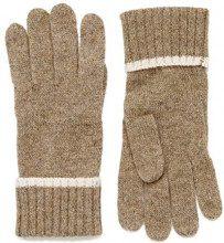 Joules Huddle Glove, Guanti Donna, Avorio (Oatmeal), Produttore: Taglia Unica