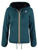 MARMOT - Giacca invernale - green teal/anthracite