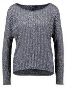 ONLAXEL - Maglietta a manica lunga - light grey melange