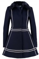 Cappotto corto - navy