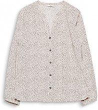 edc by Esprit 127cc1f007, Camicia Donna, Bianco (off White 110), X-Small