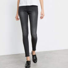 Jeans skinny Mid Snap Hot Black