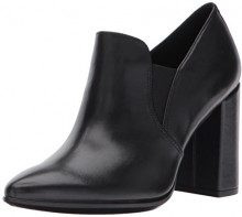 ECCO Shape 75 Pointy Block, Mocassini Donna, Nero (Black), 40 EU